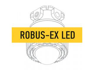 ROBUS EX новая линейка взрывозащищенных LED светильников