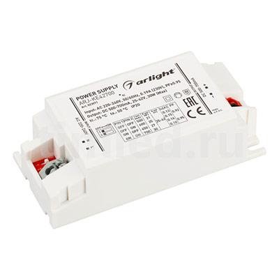 ARJ-KE42700 (30W, 500-700mA, PFC) (ARL, IP20 Пластик) блок питания