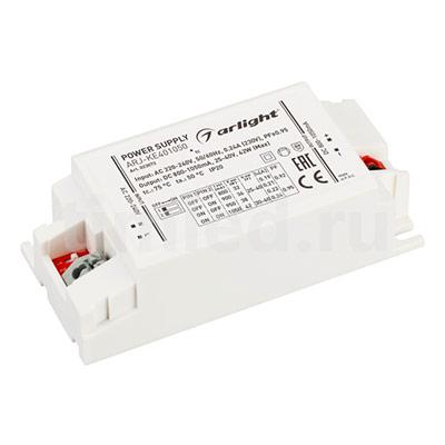 ARJ-KE401050 (42W, 800-1050mA, PFC) (ARL, IP20 Пластик) блок питания