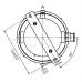 Светильник взрывозащищенный Плафон ВС 15
